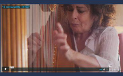 KEEP TALKING | NYC Harpist Rita Costanzi Wins the Hershey Felder Arts Prize