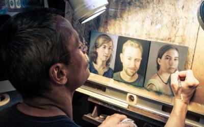 KEEP TALKING | Portraits of the Week: Doug Safranek